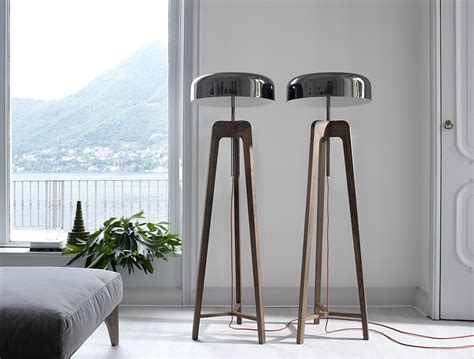 unique contemporary floor lamps  stand    crowd