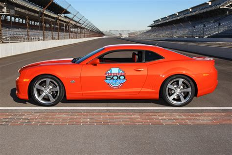 2018 Chevy Camaro Ss Ready To Pace The Indianapolis 500