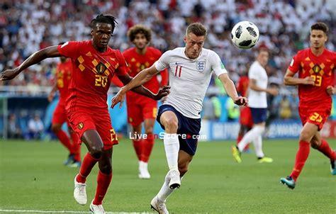 Belgium vs England Preview and Prediction Live Stream Uefa ...