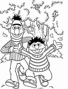 Coloring Pages: Sesame Street Coloring Pages Free Coloring ...