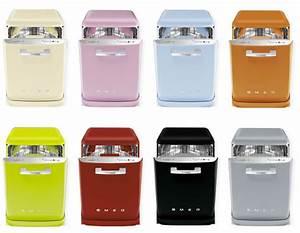 Lave Vaisselle Retro : smeg blv2 lave vaisselle 13 couverts 1299 electroconseil ~ Teatrodelosmanantiales.com Idées de Décoration