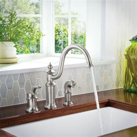 17 Best images about Kitchen Faucets ~ Moen Faucets
