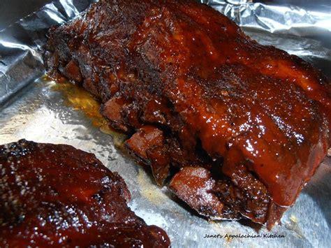 Crock Pot Bbq Pork Back Ribs Recipe  Just A Pinch Recipes