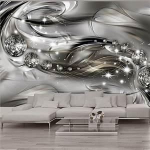 Wall Art Tapeten : vlies fototapete 3 farben zur auswahl tapeten abstrakt diamant a a 0168 a b ebay ~ Markanthonyermac.com Haus und Dekorationen