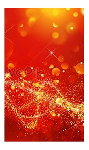 Atmospheric red gold background backgrounds image_picture ...