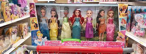 disney princess sparkling styles  dolls   target