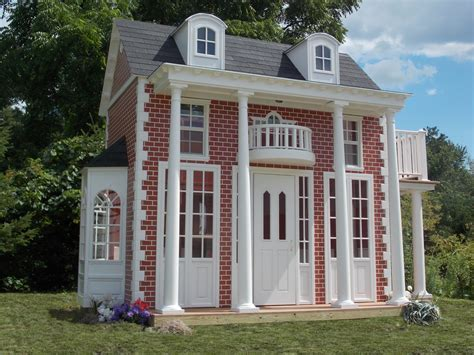 who played in house gallery lilliput play homes custom playhouses for your