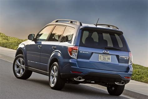 2011 Subaru Forester Review |new Car|used Car Reviews Picture