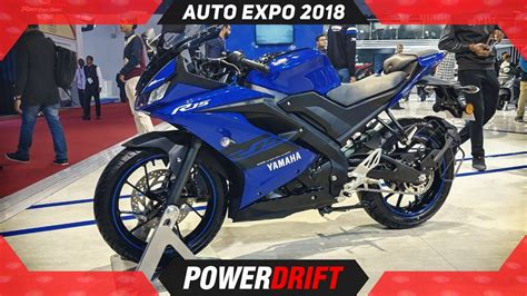 Nmax 2018 Colombia by 2018 Yamaha R15 V3 Auto Expo The Rs 1 2 Lakh Superbike