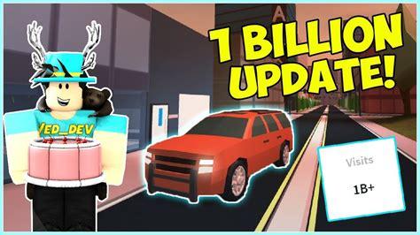 roblox jailbreak  billion update full review youtube