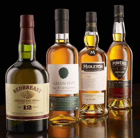 brands of whiskey whisky merchants irish distillers extend the quot irish single pot still quot range with powers and
