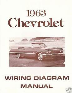1963 Chevrolet Wiring Diagram Manual