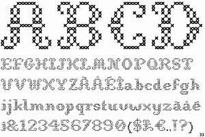 stitch cursive font