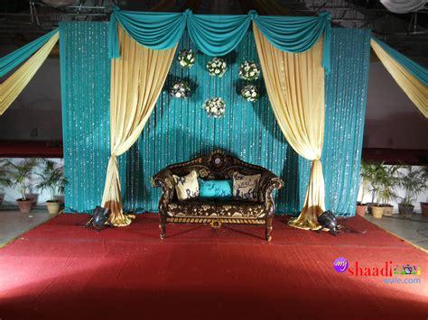 simple wedding stage decor rsi wedding bangalore Simple Wedding Stage Decor