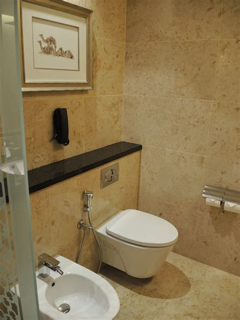 Bathroom Showers Dubai by Hungry For Points Trip Report Conrad Dubai