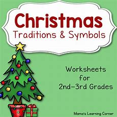 Christmas Worksheets  Mamas Learning Corner