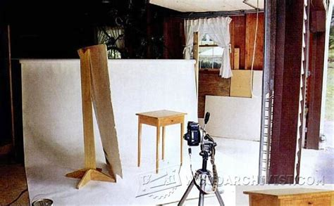photographing furniture tips  techniques woodarchivist