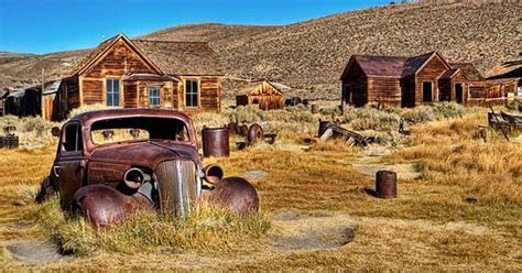 abandoned  west boom towns mnn mother nature network