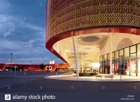 eo einkaufszentrum oberwart burgenland austria exterior