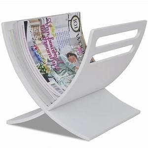 Porte Revue Design : porte revues design pour magazines livres journaux achat ~ Melissatoandfro.com Idées de Décoration