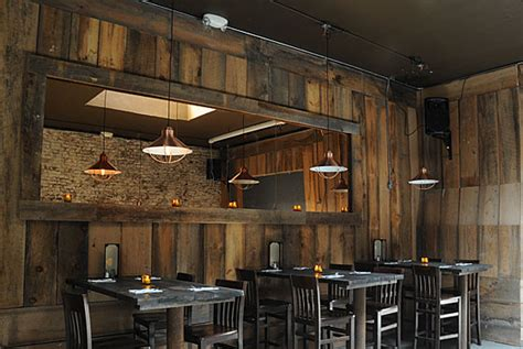 restaurant bar design ideas 200 orchard and former caf 233 to reopen as rustic Rustic
