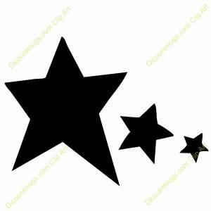 Best Black Star Clipart #27820 - Clipartion.com