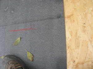 Osb Platten Abdichten : dachpappe f r das carportdach ~ Lizthompson.info Haus und Dekorationen