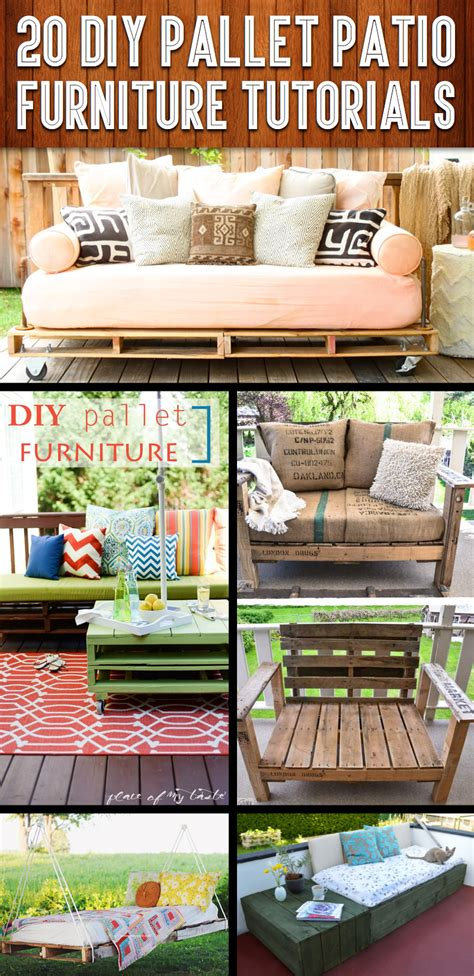 how to build a bench seat with storage 20 diy pallet patio furniture tutorials for a chic and