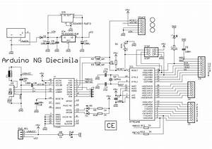 Atmega8 Block Diagram