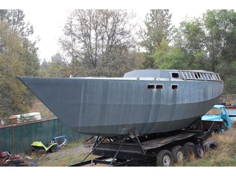 Sailboat Project by Mboat Context Steel Yacht Project For Sale