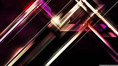 Crystal Abstract Structure Wallpapers Background Desktop 4k