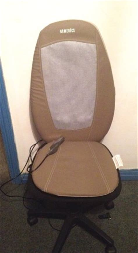 Homedics Shiatsu Chair by Homedics Shiatsu Chair With Heat For Sale In Cork