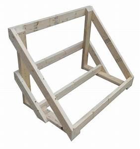 Rack A Pneu : support de pneus en bois atelier pinterest pneu ~ Dallasstarsshop.com Idées de Décoration