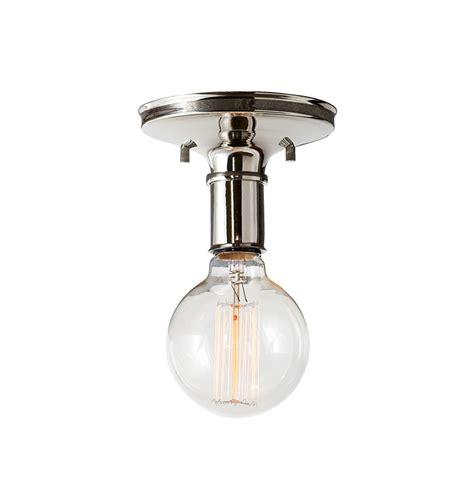Bathroom Light Bulb by Eastmoreland Bare Bulb Semi Flush Rejuvenation