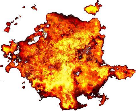 fiery explosion opengameartorg
