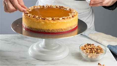 Salted Caramel Flan Cheesecake - TODAY.com