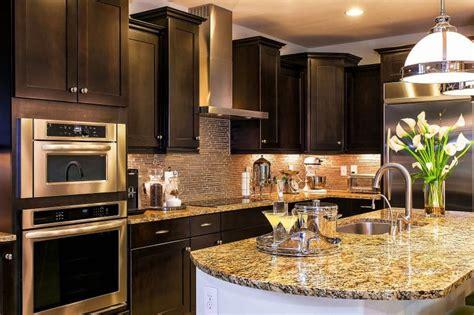 beautiful   dark cabinet kitchen designs youll love