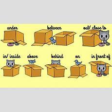 Info De Interés Prepositions Of Place • Brickfield, Tu Centro De Idiomas En Vilareal