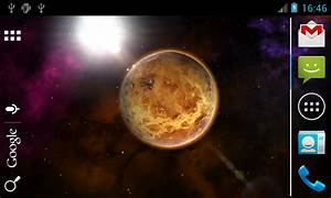 Planets 3D Live Wallpaper - Android Apps on Google Play