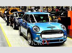 CAR FACTORY 2016 MINI PRODUCTION l OXFORD PLANT UK