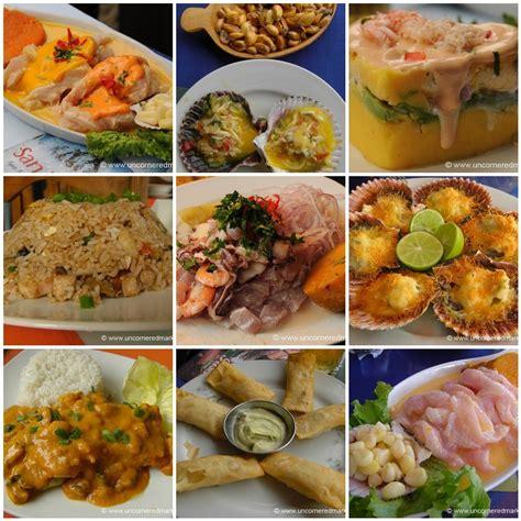 peruvian cuisine peru and entertainment