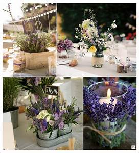 Centre De Table Mariage : decoration mariage provence centre de table caisse en bois ~ Melissatoandfro.com Idées de Décoration