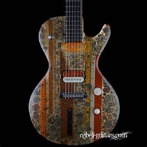 The gallery for --> Unique Guitar Bodies
