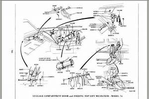 1964 Lincoln Continental Vacuum Diagram  1962 Lincoln
