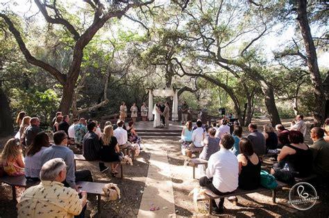 southern california wedding venue oak nature