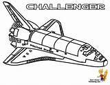 Coloring Space Shuttle Challenger Yescoloring Sheet Nasa Pages Colouring Printable Spectacular sketch template
