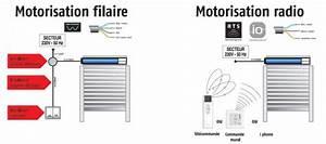 Commande Volet Roulant Somfy : moteur filaire moteur radio comment choisir ~ Farleysfitness.com Idées de Décoration