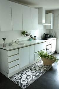 Beau Tapis De Cuisine Design Et Best Tapis Carreaux De