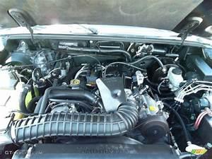 2000 Ford Ranger Xlt Supercab 4x4 4 0 Liter Ohv 12 Valve V6 Engine Photo  52591433