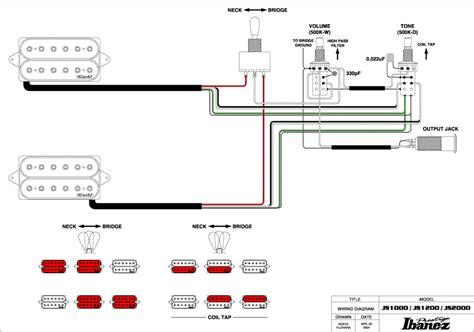 ibanez wiring diagram wiring diagrams image free